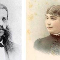 Sarah et William WINCHESTER
