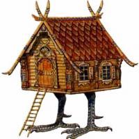 maison de Baba Yaga